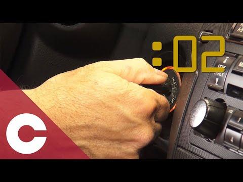 Nissan Electronic Throttle Body (ETB) Re-Learn Procedure