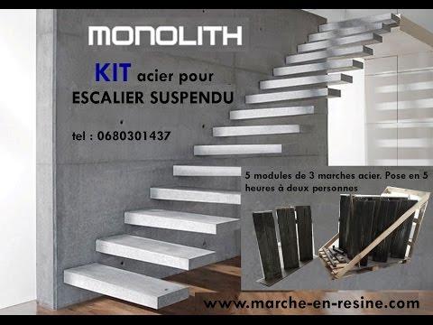 Escalera suspendida,escalera volada,auskragende treppen,scale ...
