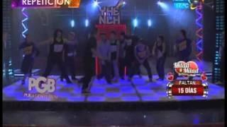 Gravedad Zero Presentacion PGB YHE NLH 04-01-12