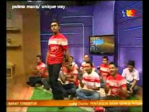 Dikir Warriors MHI TV3
