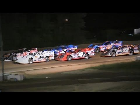 Late Model Feature 6-21-17 Mt Pleasant Speedway