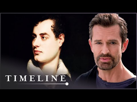 The Real Reason Lord Byron Became So Famous | The Adventures Of Lord Byron | Timeline