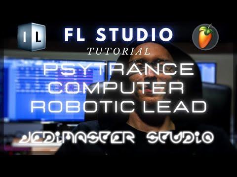 FL Studio Tutorial PL - Komputerowe, Robotyczne brzmienie.