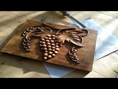 Как сделать резное панно из дерева своими руками, резьба по дереву