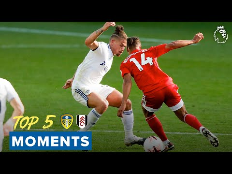 Top 5 Moments   First-class Costa, tough tackling, pings and skills   Leeds United 4-3 Fulham