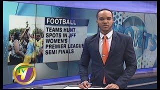 TVJ Sports News: JFF Women's League Quarterfinals - November 15 2019