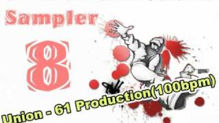 Beat maker Union Sampler - 8(Хип хоп,рэп минуса).mp4
