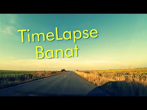 TimeLapse | Banat, Serbia + Bicycle FAIL @Belgrade | XiaomiYi // GagaMotoTV