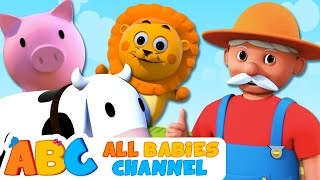 Old Macdonald Had A Farm | Nursery Rhymes and Kids Songs |  All Babies Channel