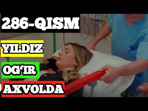 Qora Niyat 286 Qism Uzbek Tilida Turk Film кора ният 286 кисм