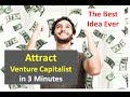 Attract Investors in just 3 minutes !