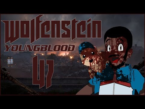 Wolfenstein: Youngblood [Ep47] | This Game Doesn't Know What Stealth Is | Gopher & Tuk |