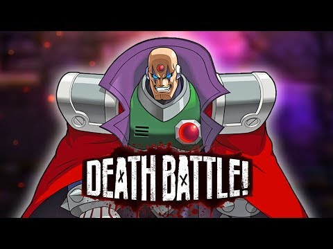 Sigma controls DEATH BATTLE!