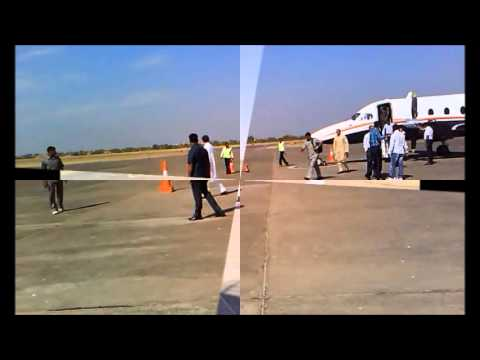VIP Private Jet Handling - Hans , Ozar Airport