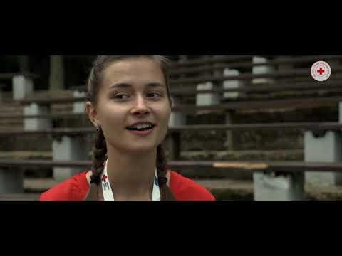 Волонтеры рассказывают, почему они работают в Белорусском Красном Кресте