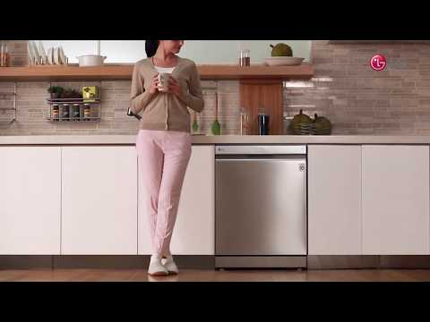 LG Dishwashers - Feature Video : TrueSteam®