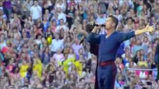 Take That- Greatest Day- Progress Live