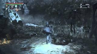 Bloodborne NG1 Playthrough Part 12