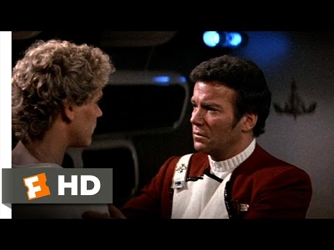 Star Trek: The Wrath of Khan 88 Movie   Father & Son 1982 HD