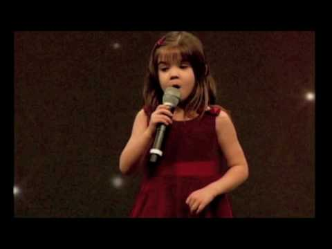 Kaitlyn Maher - 5yo - Ave Maria