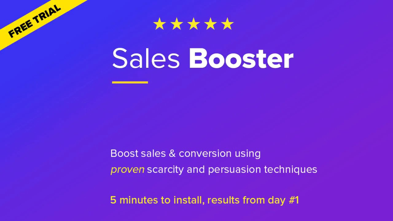 Sales Booster