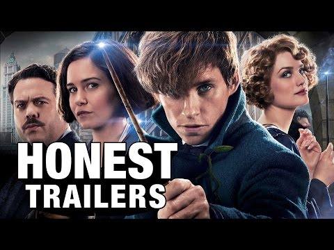 Thumbnail: Honest Trailers - Fantastic Beasts & Where to Find Them