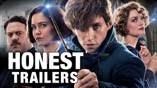 Honest Trailers - Fantastic Beasts & Where to Find Them by : Screen Junkies