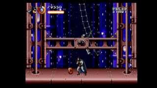 Mega Drive Longplay [259] The Adventures of Batman & Robin (a)