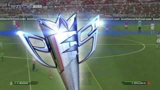 Pro Evolution Soccer 2015: Online Match RMA V MCU Feat mike18111983
