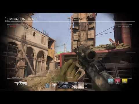 Call Of Duty: Modern Warfare (Multijoueur)-Compilation Kill 1