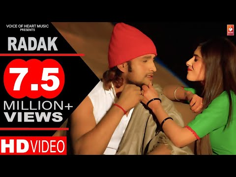 Haryanvi Songs | RADAK | Latest Haryanvi DJ Songs 2017 | Manjeet Panchal | Shivani Punjab