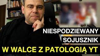 Niespodziewany sojusznik w walce z patologią na YouTube