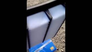 Автомобильный воздушный фильтр YUIL, Корея, обзор