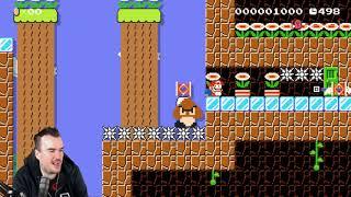 The Greatest of Super Mario Maker: Episode 13, Wrank-Dora