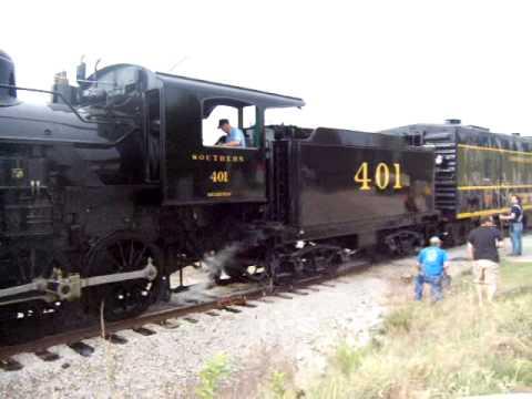 Operational Locomotives - Steam Railroading
