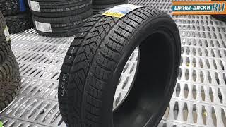 Обзор зимней шины Pirelli Winter Sottozero 3