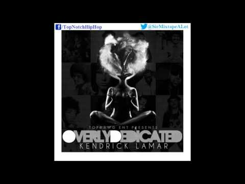 Kendrick Lamar - Barbed Wire (Feat. Ash Riser) [Overly Dedicated]