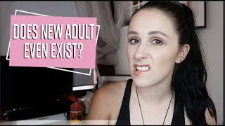 Does the New Adult Genre Exist? 📖