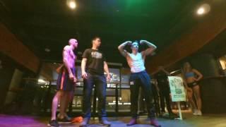 Backstrom Versus Salovaara Weigh in Video