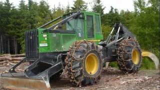 Maine Logging Equipment 3