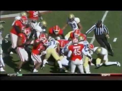 #3 Georgia vs. Georgia Tech 2012