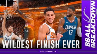 No Payne No Gain As Suns SHOCK Clippers in Game 2   2021 NBA Playoffs Full Game Highlights