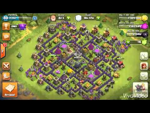 Clash Of Clans Account Trade
