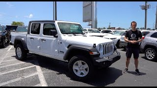 Gambar cover Is the 2020 Jeep Gladiator Sport a truck WORTH the PRICE?