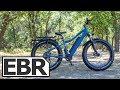 M2s Bikes All Terrain R750 Video Review   $1.8k Fast Electric Fat Tire Bike