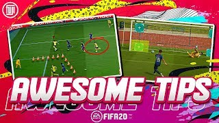 FIFA 20 GAME CHANGING TRICK!!! FIFA 20 TIPS & TRICKS! - FIFA 20 Ultimate Team