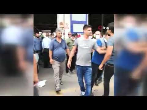 Diyarbakır'da sıra kavgasında korona virüs tedbirleri hiçe sayıldı