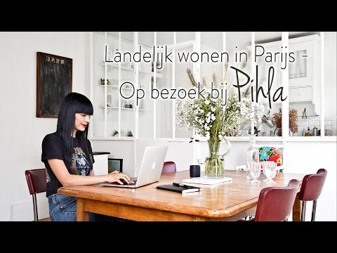 Op bezoek bij model Pihla in Parijs | Binnenkijken met Westwing