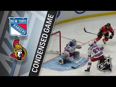 12/13/17 Condensed Game: Rangers @ Senators