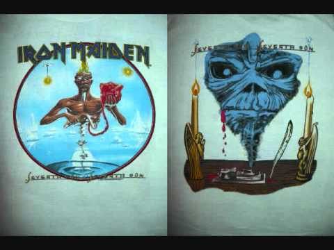 Iron Maiden Tour Shirt Collection